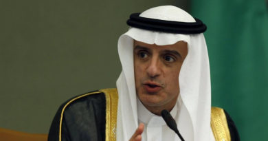 Saudi Foreign Minister Adel al-Jubeir attends a news conference after the South American-Arab Countries summit, in Riyadh November 11, 2015. REUTERS/Faisal Al Nasser