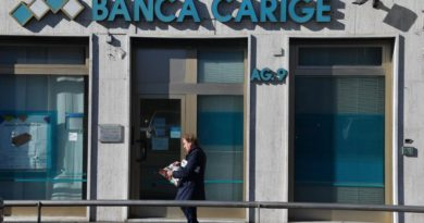 Banca Carige in Tribunale